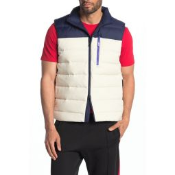SB Quilted Down Vest