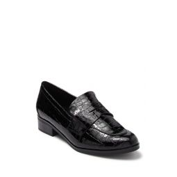 Adrelini Embossed Penny Loafer