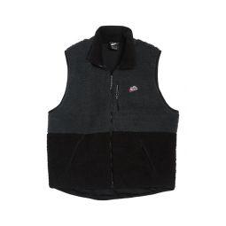 Faux Shearling Sportswear Vest