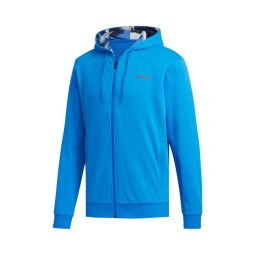 Fast & Confident AOP Hooded Track Jacket
