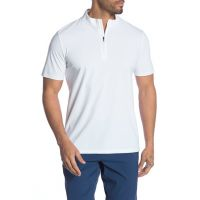 1/4 Zip Short Sleeve Shirt