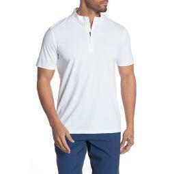 1/4 Zip Short Sleeve Shirt