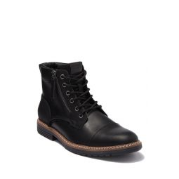 Ibalilian Cap Toe Boot