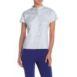 Dolman Sleeve Cotton Shirt