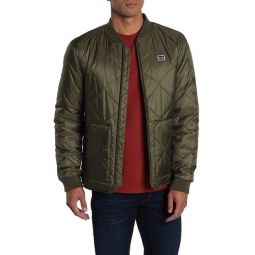 Onion Quilted Liner Jacket