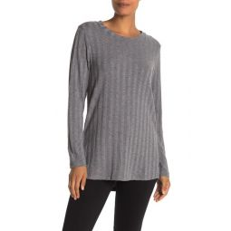 Alex Rib Knit T-Shirt