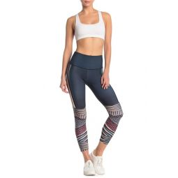 Graphic High Rise Active Leggings