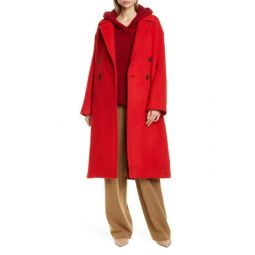 DBL BREASTED LONG COAT