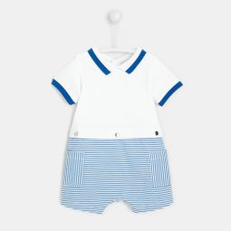 Baby boy 2-in-1 bloomers