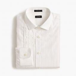 Boys Ludlow tuxedo shirt