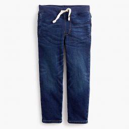 Boys pull-on jean