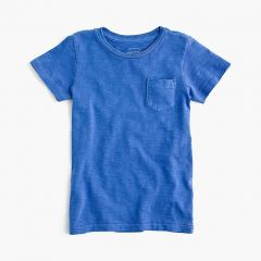 Boys garment-dyed T-shirt