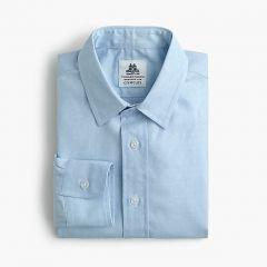 Boys Thomas Masonu0026reg; for crewcuts dress shirt in cotton dobby