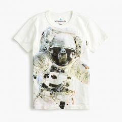 Kids astronaut T-shirt