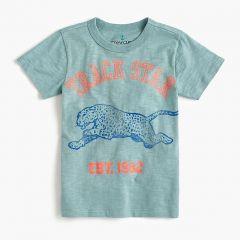 Kids track star T-shirt