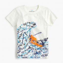 Kids cowabunga T-shirt