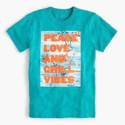 Kids chill vibes T-shirt