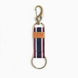Oar Stripe Key Chain