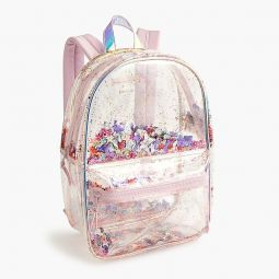 Girls sequin shake-up backpack