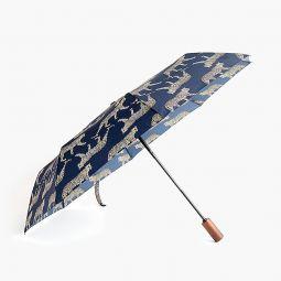 Printed pocket umbrella