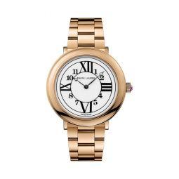 32 MM Rose Gold Bracelet
