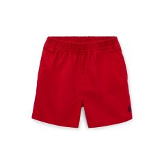 Kids Cotton Pull-On Chino Short