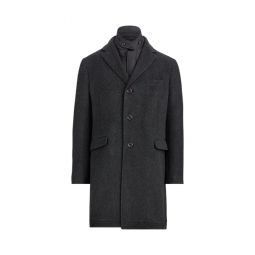 Herringbone 3-in-1 Coat