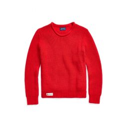 Rollneck Cotton Sweater