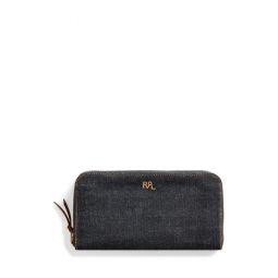 Indigo Denim Travel Wallet