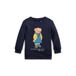 Cruise Bear Terry Sweatshirt