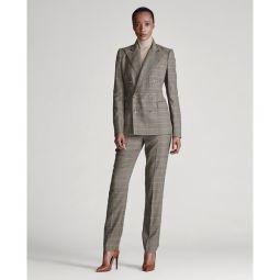 Camden Glen Plaid Wool Jacket