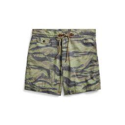 Camouflage Twill Short