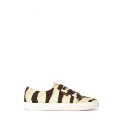 Jaycee Zebra Canvas Sneaker