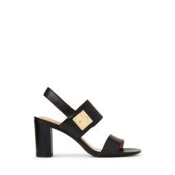 Braidan Leather Sandal