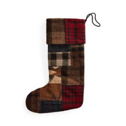 Limited-Edition Patchwork Stocking