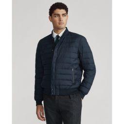 Packable Water-Resistant Down Jacket