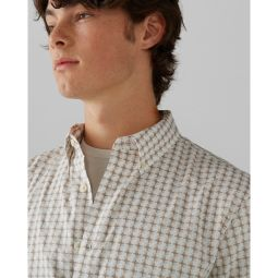 Short Sleeve Crisscross Shirt