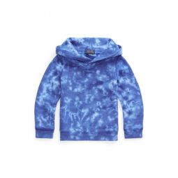 Tie-Dye French Terry Hoodie