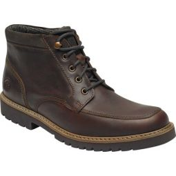 Rockport Marshall Rugged Moc Toe Ankle Boot