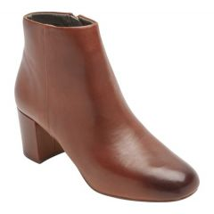 Total Motion Oaklee Plain Ankle Boot