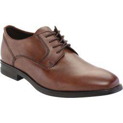 Queenstown Plain Toe Tie Oxford