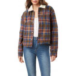 Chalet Plaid Jacket