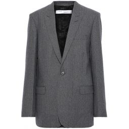 Gray Irae wool blazer
