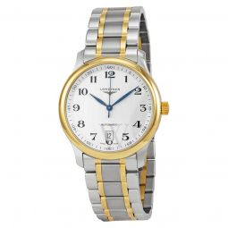 Men's Master Collection Stainless Steel White Dial