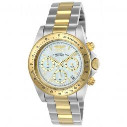 Men's Pro Diver Chronograph Stainless Steel