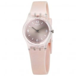 Women's Fairy Candy Silicone Light Pink Dial Watch