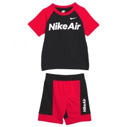 AIR FRENCH TERRY SHORT SET