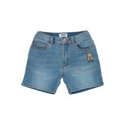 MOSCHINO Denim shorts