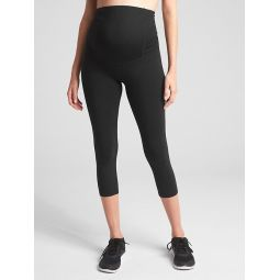 Ingrid and Isabel® Crossover Panel Active Capris