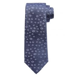 Ditsy Flower Dot Nanotex® Tie